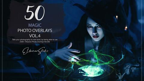 50 Magic Photo Overlays - Vol. 4