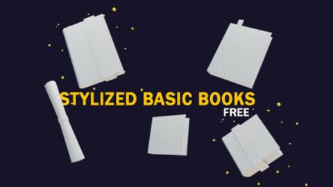 Stylized basic books