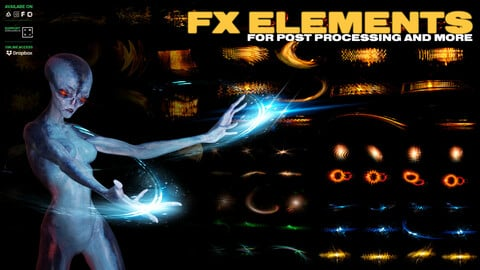 FX ELEMENTS FOR POST PROCESSING AND MORE