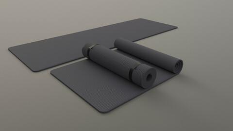 PBR Yoga Mat - Grey