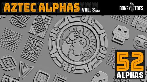 Aztec Alphas Volume 3