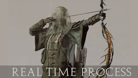 Veiled Archer of Thor'Sildeon - Realtime process