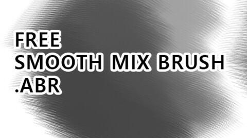 Smooth mix brush