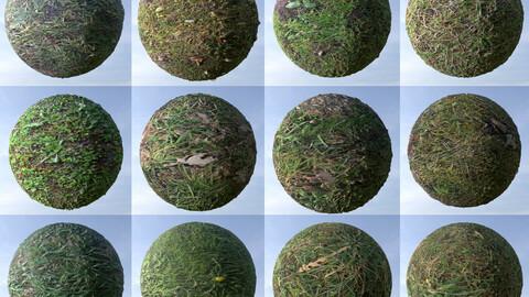 Grass Materials Pack