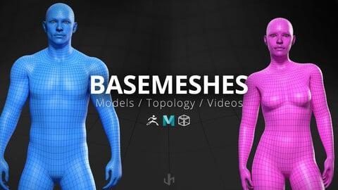 Basemeshes Kit