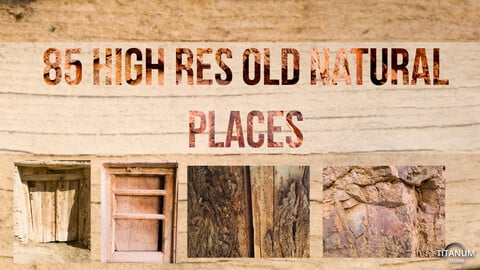 Old and aged photography image resource