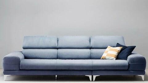 Mary 4-Person Sweep Fabulous Sofa
