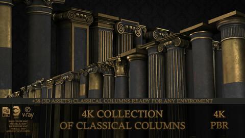 (Vol 2) Classical Columns