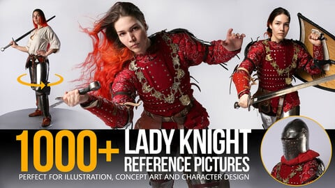 1000+ Lady Knight Reference Pictures