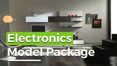 Electronic Model Pack