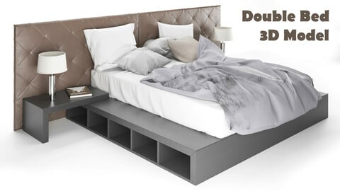 Double Bed V01