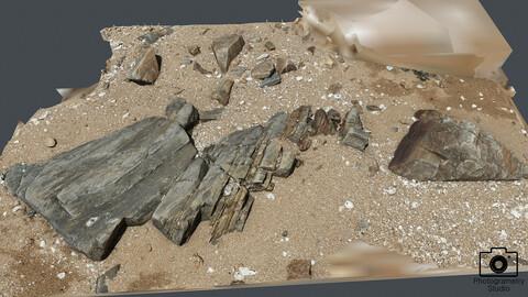 Beach Rock_0025(Photogrametry.Photoscan.obj,Photo)