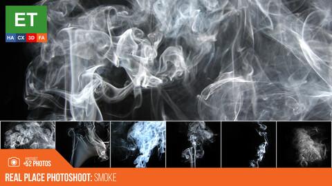 Enviroment Textures - Smoke