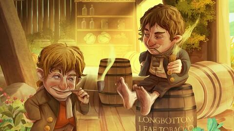 Loot in the hidden cellar