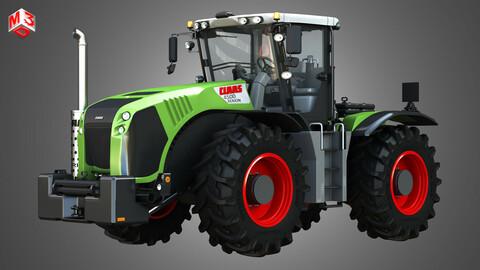 CLAAS Xerion 4000-5000 Series