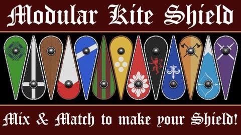 Modular Kite Shield