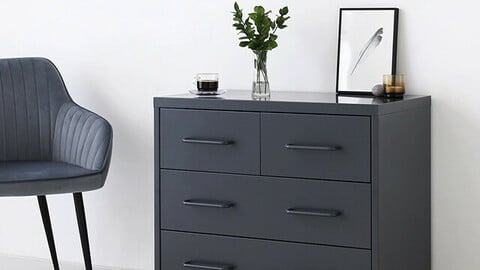 PIDOR cabinet chest of drawers
