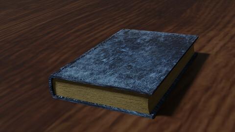 Blue Book 3D