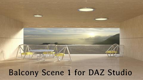 Balcony Scene 1