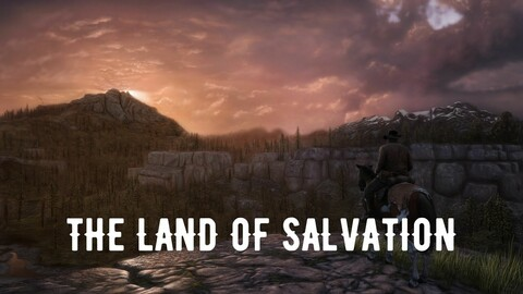 """Donation Post : """"Land of Salvation"""" (Wallpapers Pack)"""