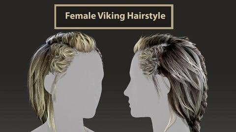 Female Viking Hairstyle