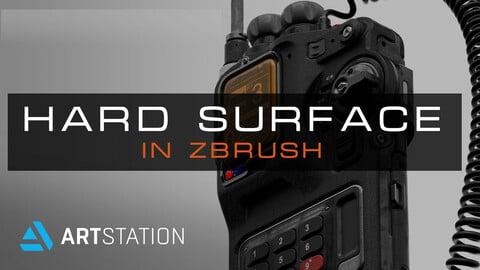 Hard Surface In ZBrush