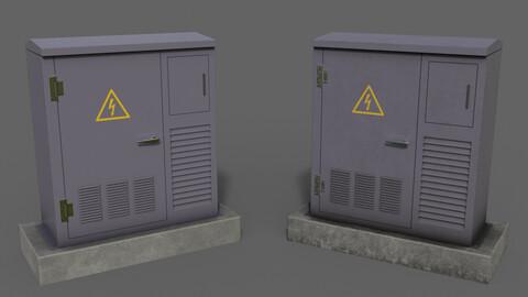 PBR Electric Box Purple
