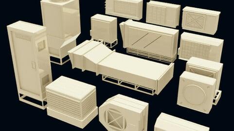 AC Units Base Models #1