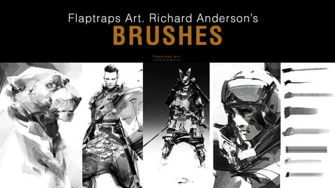 Flaptraps Art Brushes  1.0