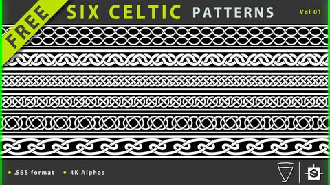 Six Celtic Patterns