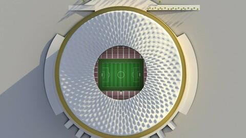 Lusail stadium - fifa world cup 2022 qatar