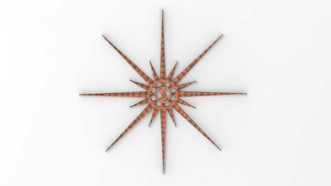 Geometrical Star Model