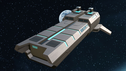 Normal Spaceship 5