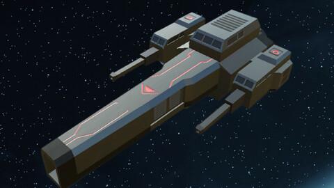 Normal Spaceship 6