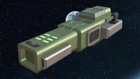 Normal Spaceship 9