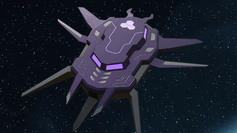 Normal Spaceship 11