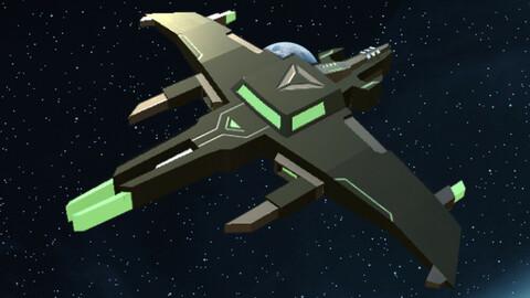 Normal Spaceship 15