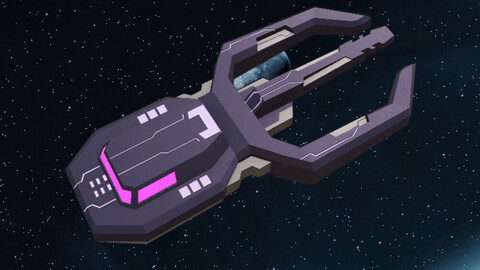 Normal Spaceship 19