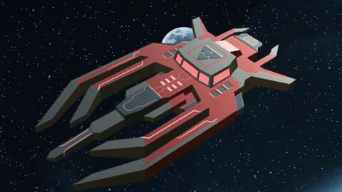 Normal Spaceship 16