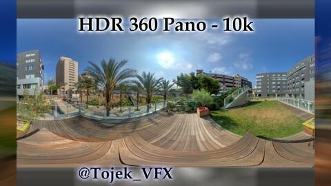 HDR 360 Panorama - DTLA - 85 Tilt Coffee Bar
