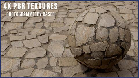 Photogrammetry - Stone Ground