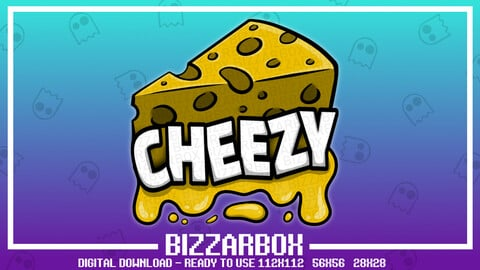 Twitch Emote: Cheesy
