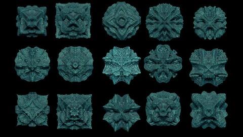 15 fractal symmetry