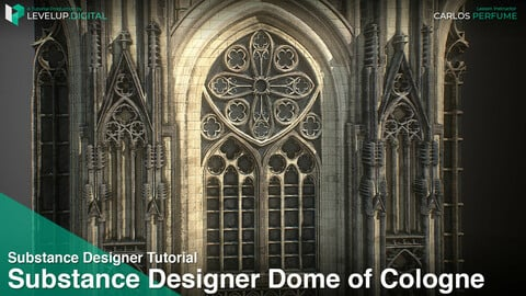 Substance Designer Dome of Cologne | Carlos Perfume