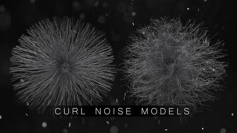 Curl Noise Models