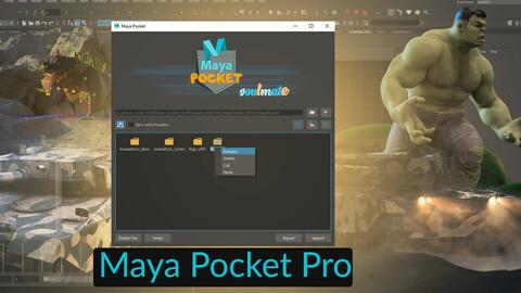 Soulmate : Maya pocket Pro