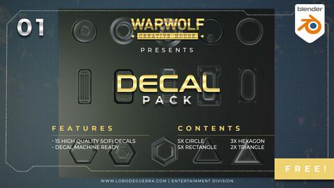 Warwolf Decal Pack 01