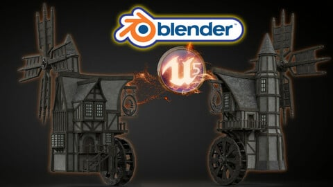 Blender To Unreal Engine 5 Complete Guide