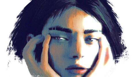 Professional Digital Oil Paintings