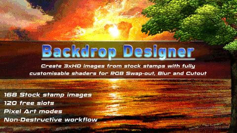 Backdrop Designer - V1.32.0 + Free Demo